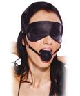 Blindfold Ball Gag