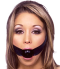 Playful Latex Ball Gag