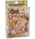 The Blonde Starlet