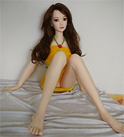 A Lisa Real Silicone Love Doll