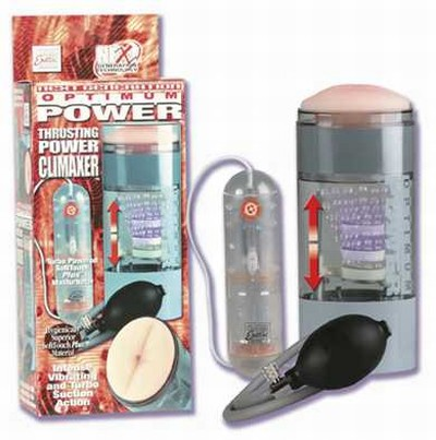 Thrusting Power Climaxer Masturbator
