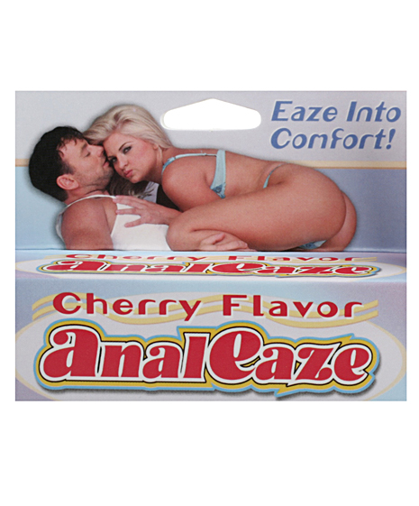 What is anal eaze