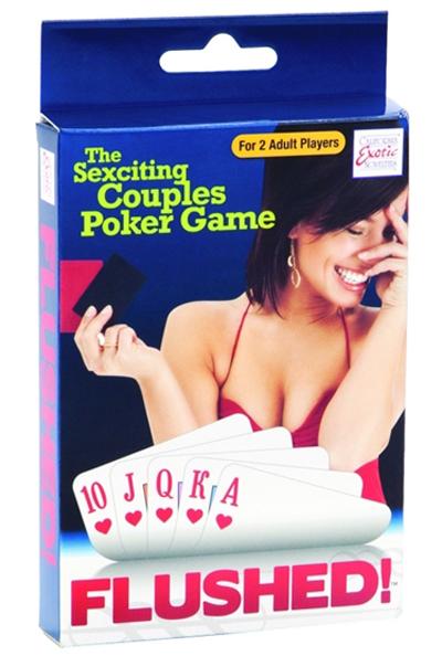 Flushed Couples Pocker Game