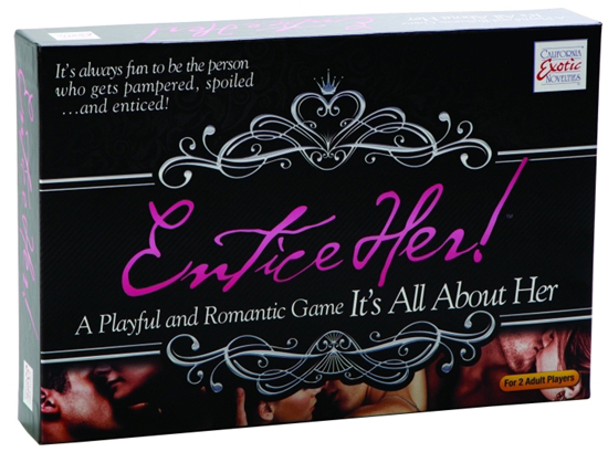 Entice Her Game Set