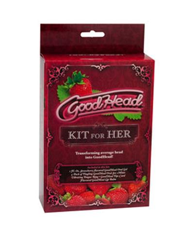 Goodhead Kit For Her