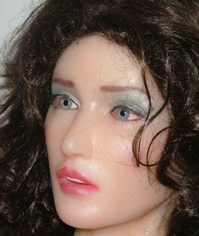 Annita Life-Like Silicone Head