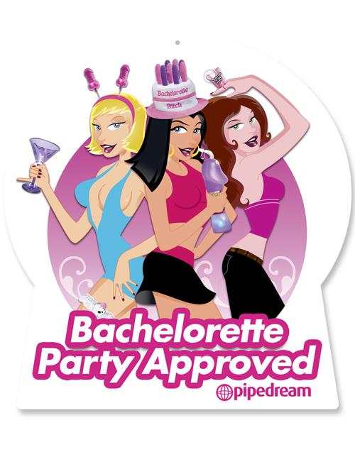 Bachelorette Party Decoration Sign