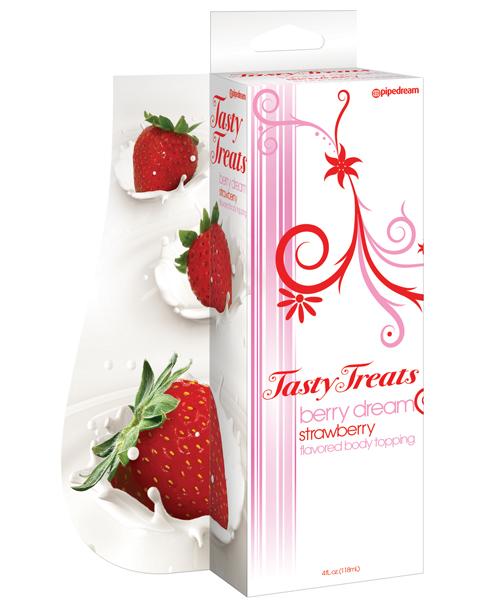 Tasty Berries Body Topping