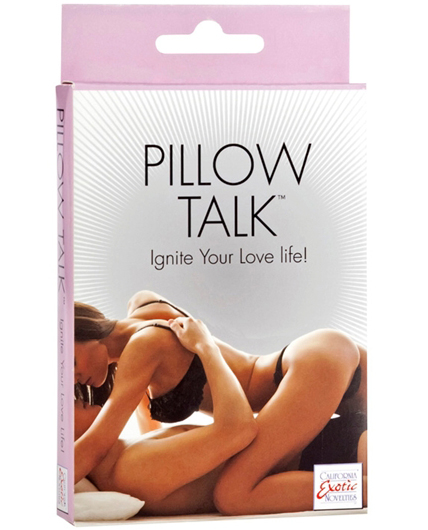 Adult humor pillow talk videos