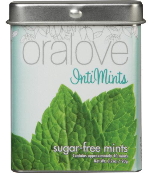 Oralove Sugar-Free Intimints