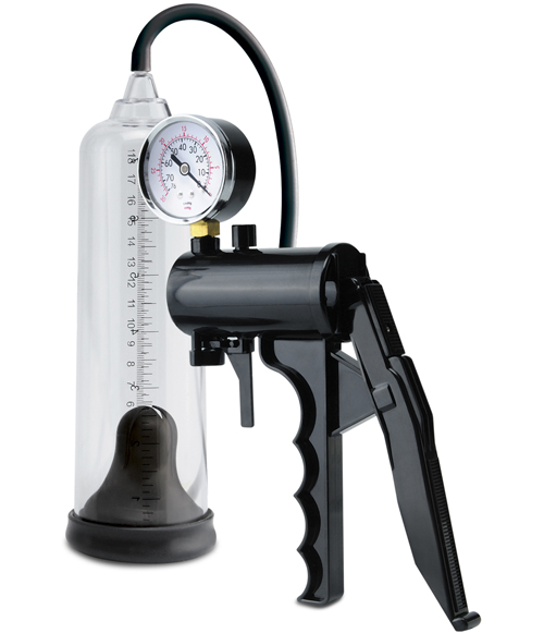 Max-Precision Dick Pump