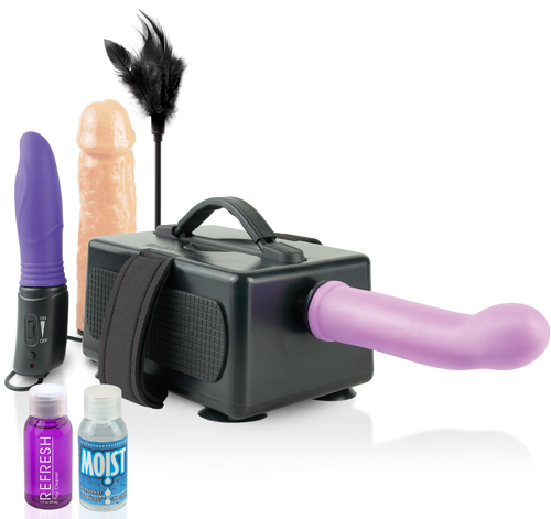 Fetish Portable Sex Machine
