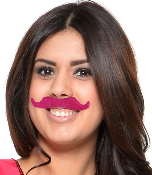 Bachelorette Mustache Party Kit