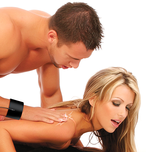 Couples Electro Touch Cuffs