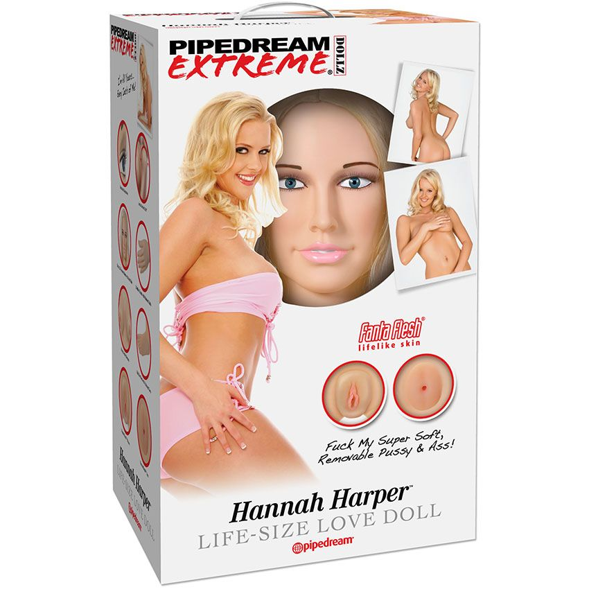 Hannah Harper Sex Doll