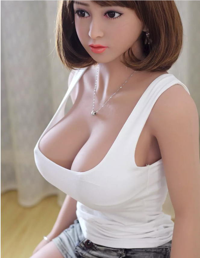 Amanda Real Silicone Love Doll